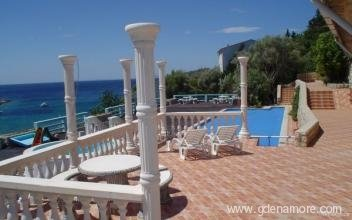 Private accommodation Apartments wiht pool Novalja