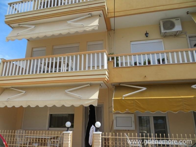 New housing in Kavala