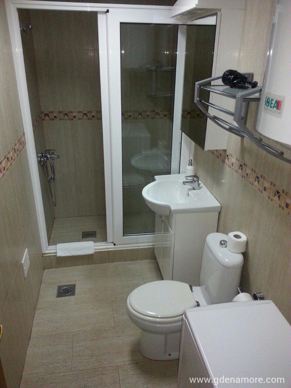 Privatan smeštaj Accommodation Rafailovici-Aura Apartmani (Apartman 14-dvije ...